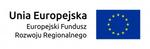 Logo - Europejskiego Funduszu Rozwoju Regionalnego